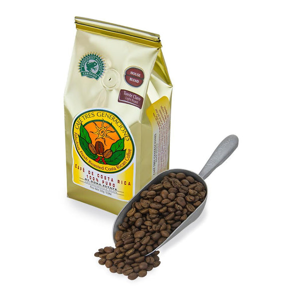 Gourmet Costa Rican Coffee - House Blend - Congo Costa Rica