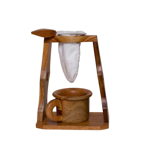 Wooden Coffee Maker/Brewer