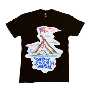 Puerto Rock Steady 2018 T-Shirt