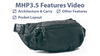 MHP3.5 |  Features Video