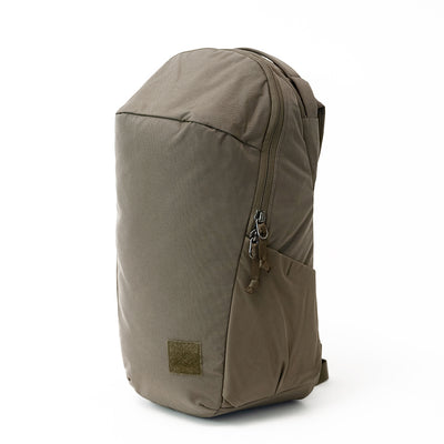 Civic Half Zip 22L Dark Khaki