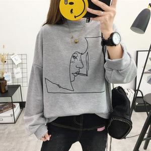 INHALE SWEATER (2 colors)