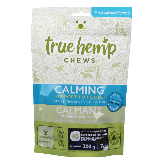 Chews For Dogs // Calming Support Sticks