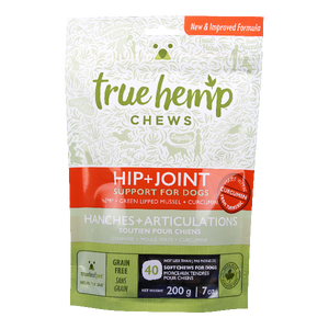 Chews For Dogs // True Hemp Hip + Joint Support