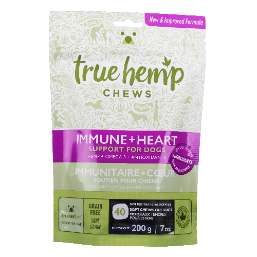 Chews For Dogs // Immune and Heart Support