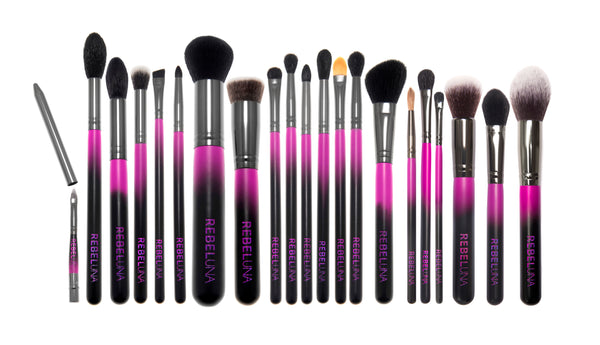 Complete 21 Piece Brush Collection