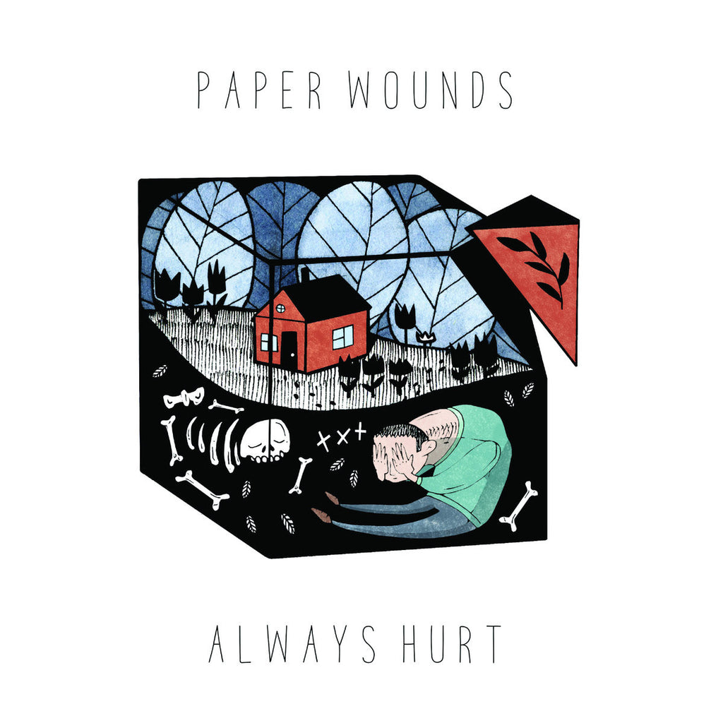 Always Hurt by Paper Wounds