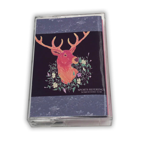 Somewhere Else by Sports Reference Cassette