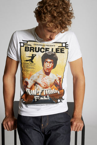 CAMISETA BRUCE LEE DON'T THINK FEEL!