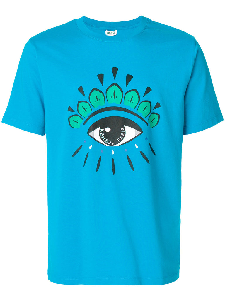 EYE T-SHIRT- AZUL
