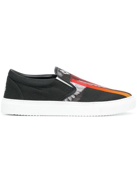ZAPATILLAS WINGS BARS SLIP ON