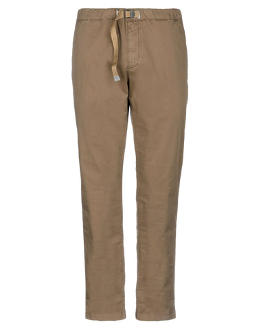 PANTALON CINTURON MARRON