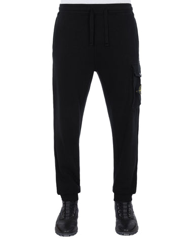 65760 JOGGER OLD DYE TREATMENT NEGRO