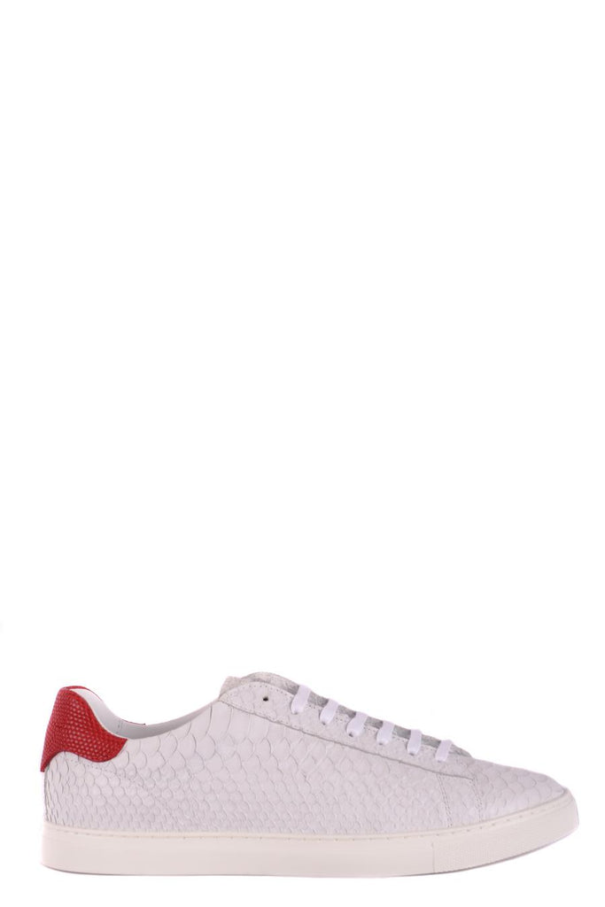 TENNIS CLUB SNAKE WHITE/RED