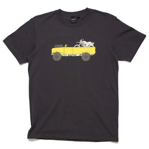 CAMISETA THE LANDIE GRIS
