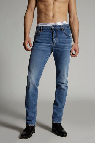VAQUEROS HAZE MEDIUM MERCURY JEANS
