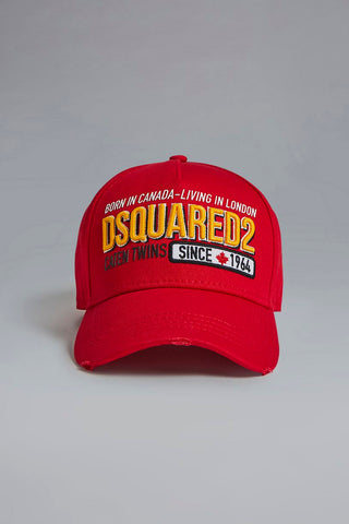 GORRA FAMILY BUSINESS ROJA