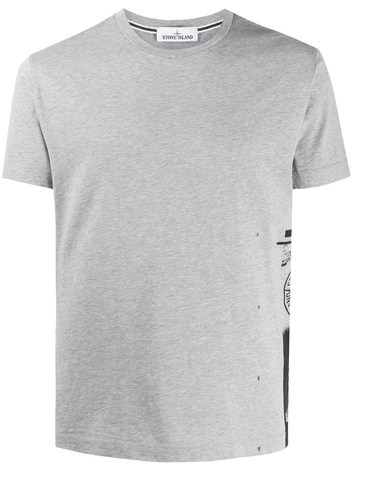 2NS83 CAMISETA DRONE ONE GRIS VIGORÉ