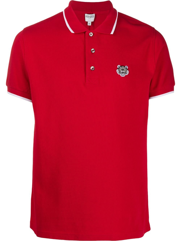 POLO TIGER ROJO