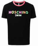 CAMISETA MOSCHINO SWIM NEON