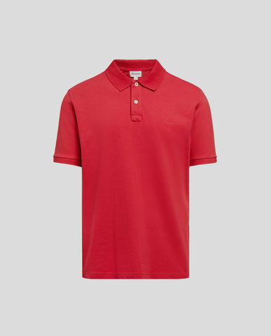 POLO VINTAGE MACKINACK POLO SHIRT MARINE SCARLET