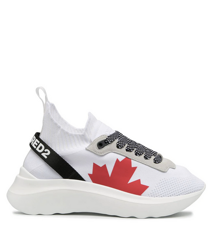 ZAPATILLAS SPEEDSTER CANADIAN LEAF BLANCAS