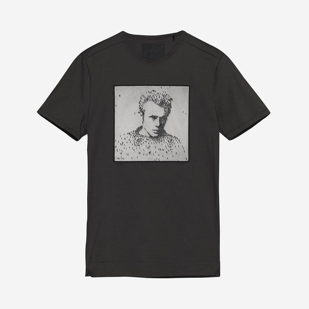 CAMISETA JAMES DEAN X CRAIG ALAN NEGRA