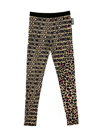 LEGGINS MULTI LOGO