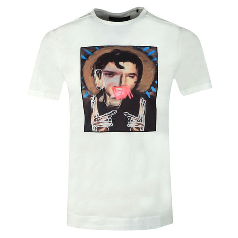 CAMISETA ESTAMPADA ELVIS