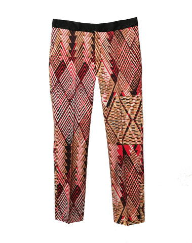 PANTALON ESTAMPADO TRIBAL PRISCILLE