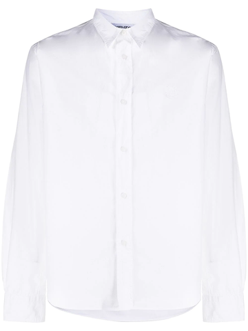 CAMISA TIGER REGULAR BLANCA