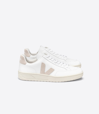 V-12 LEATHER EXTRA WHITE SABLE (MUJER)