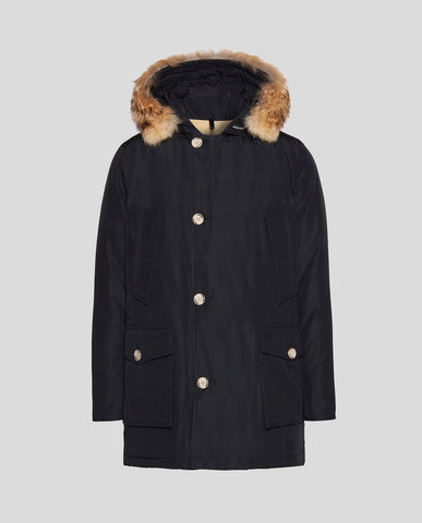 ARTIC PARKA DF / NEW BLACK
