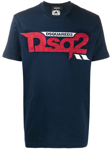 CAMISETA NAVY DSQ2