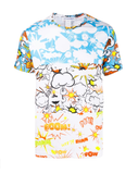 CAMISETA PATCHWORK COMIC 1