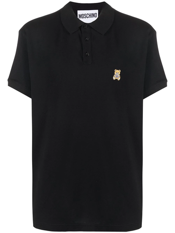 POLO MOSCHINO TOY NEGRO
