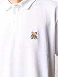 POLO MOSCHINO TOY BLANCO