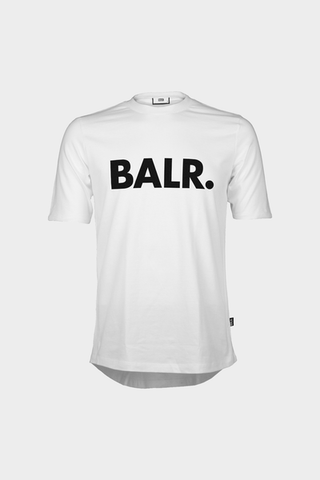 CAMISETA BRAND ATHLETIC BALR. BLANCA