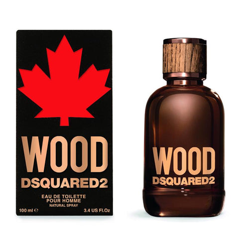 DSQUARED2 WOOD EAU DE TOILETTE 100ML