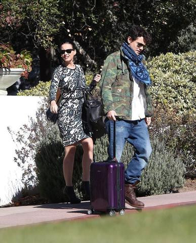 Celebrity's love Rimowa!