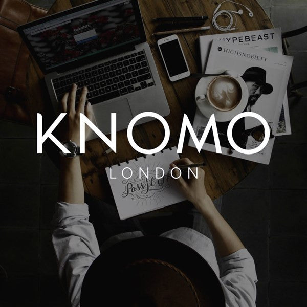 Work anywhere with Knomo!