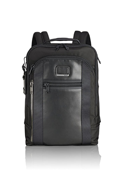 Tumi Alpha Bravo Davis Backpack - London Luggage