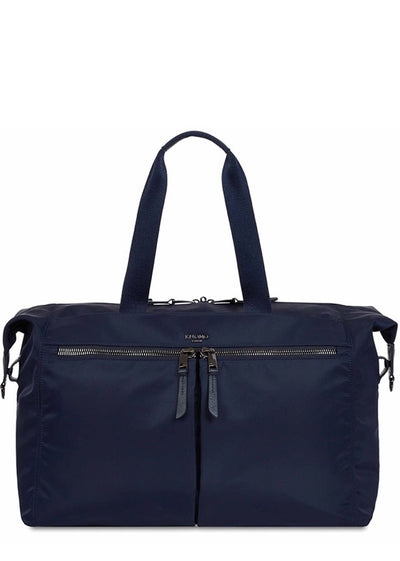 "Knomo Mayfair Stratton Duffle Bag 15"" - London Luggage"