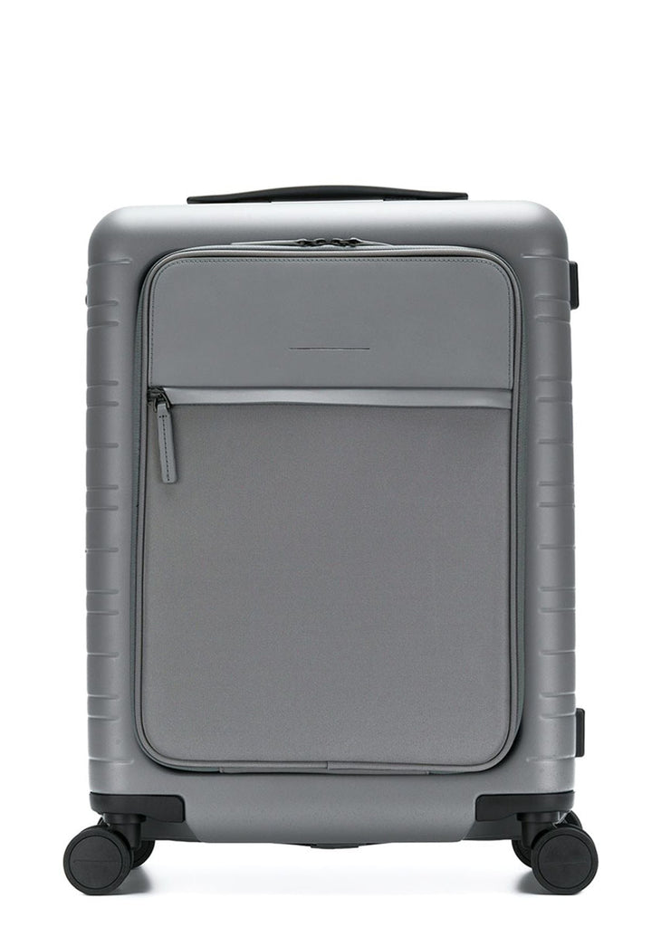 Horizn M5 Cabin luggage- Quartz Grey - London Luggage