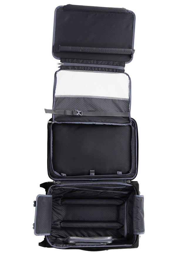Travelpro Platinum Elite 58cm Expandable Rollaboard Suiter - London Luggage