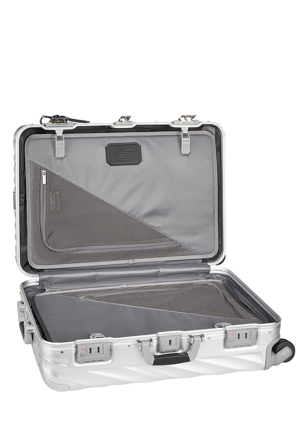 Tumi 19 Degree Aluminium Short Trip Packing Case - London Luggage