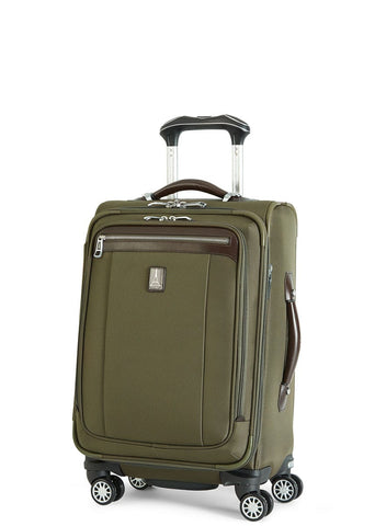 "Travelpro Platinum Magna 2 20"" Expandable Business Plus Spinner - London Luggage"
