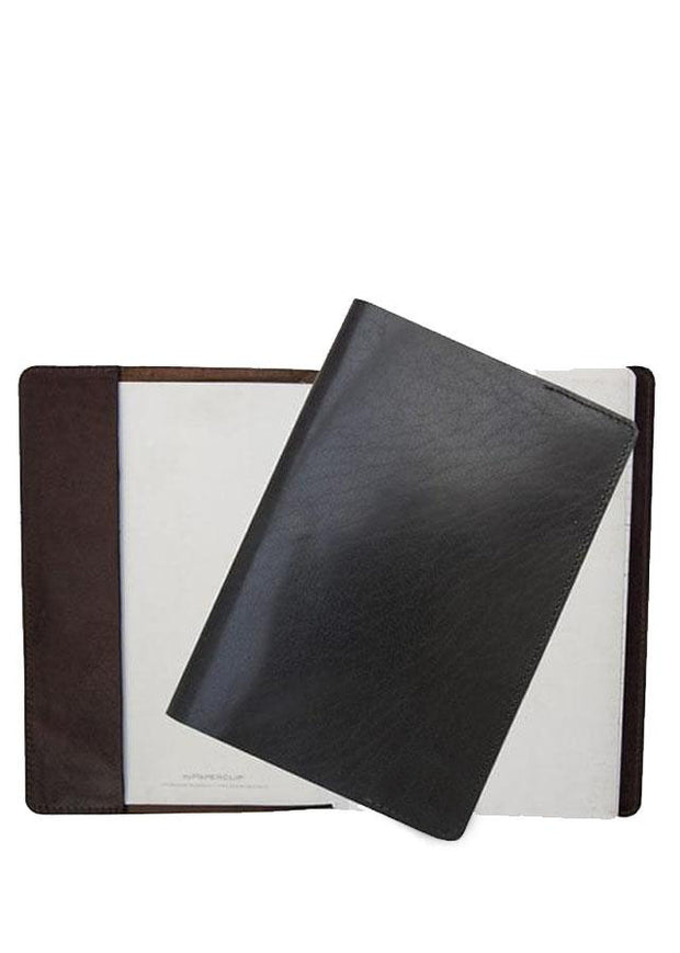 Primehide Leather Diary Cover & Pen holder Set