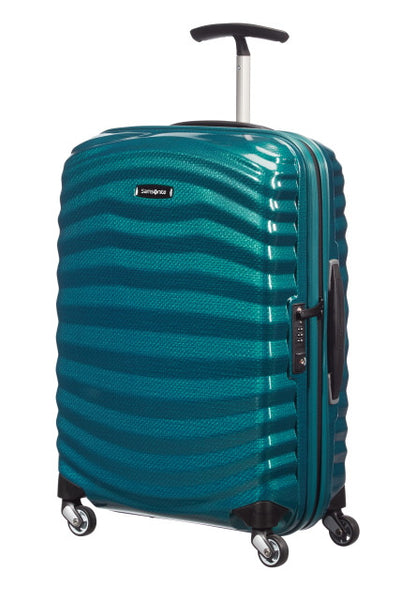 Samsonite Lite-Shock Cabin Spinner- Petrol - London Luggage