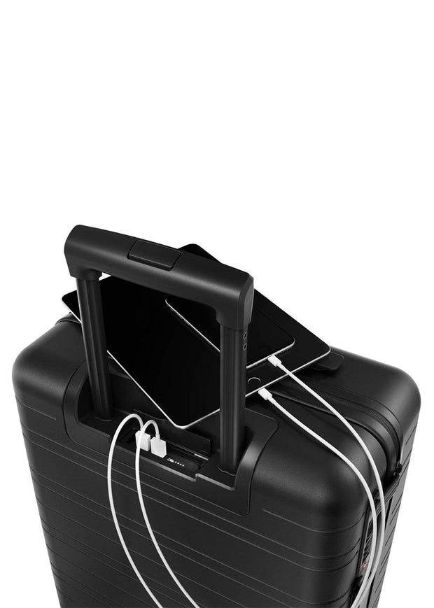 Horizn H5 Cabin luggage- All Black - London Luggage